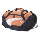 PUMA TeamSport Formation Medium Duffel (Orange)