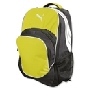 PUMA Teamsport Formation Ball Backpack (Yellow)