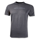 Under Armour HeatGear Touch Fitted T-Shirt (Dk Grey)