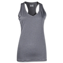 Under Armour Heatgear Touch Racerback (Gray)