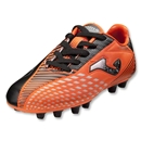 Joma Super Copa KIDS FG Soccer Shoes (Fluo Orange/Black/Silver/White