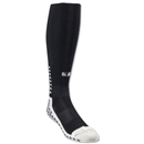 TRUSOX Soccer Length Sock (Black)