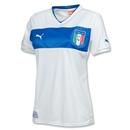 Italy 12/14 Away Women's Soccer Jersey