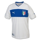 Italy 12/14 Away Youth Soccer Jersey