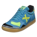 Munich Gresca Indoor Shoe (Cyan/Electric)