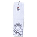 Real Madrid Tri-Fold Towel