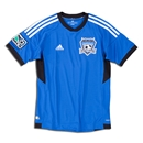 San Jose Earthquakes 2013 Secondary Youth Soccer Jersey