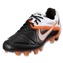 Nike CTR360 Maestri II FG Cleats (Black/White/Total Orange)