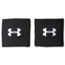 Under Armour Logo Wristband (Black)