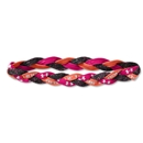 Under Armour Braided Mini Headband (Pu/Or)