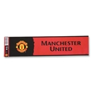 Manchester United 3 x 12 Bumper Sticker
