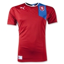 Czech Republic 12/13 Home Soccer Jersey