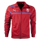 Czech Republic 12/13 Walk Out Soccer Jacket