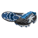 Concord Aston Kangaroo Soccer Shoes (Black/Blue/White)