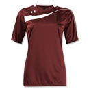 Under Armour Women's Chaos Jersey (Maroon/Wht)
