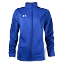Under Armour Women's Classic Warm Up Jacket (Roy/Wht)