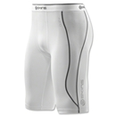 SKINS A200 Compression Half Tight (White)