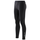 Skins A200 Women's Thermal Long Tight (Black)