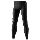 Skins A400 Long Tight Training Pants (Blk/Grey)