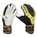 Vizari Pro Super Grip Glove (Black/Yellow/Orange)
