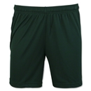 Under Armour Women's Chaos Short (Green/Wht)