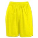 Under Armour Women's Chaos Short (Yl/Wh)