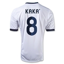 Real Madrid 12/13 KAKA Home Soccer Jersey