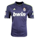 Real Madrid 12/13 Away Soccer Jersey
