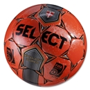 Select Brillant Super Soccer Ball (Yellow/Silver/Gold)