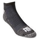 Pro Feet Funky X-Static Performance Multi-Sport Low Cut Sock (Black)
