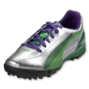 PUMA evoSpeed 5 TT Junior (Puma Silver/Team Green)
