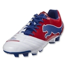 PUMA PowerCat 3.12 FG (White/Ribbon Red/Limoges)