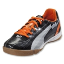 PUMA evoSpeed 5 IT Junior (Black/White/Team Orange)
