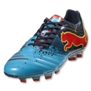 PUMA Powercat 2.12 Gravity FG (Fluo Blue/New Navy)