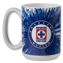 Cruz Azul Ceramic Mug