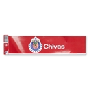 Chivas Bumper Strip 3'' x 12''