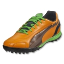 PUMA evoSpeed 5 Leather TT (Flame Orange/Team Charcoal)