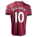 Newcastle United 12/13 BEN ARFA Away Soccer Jersey