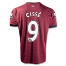 Newcastle United 12/13 CISSE Away Soccer Jersey