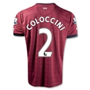 Newcastle United COLOCCINI Away Soccer Jersey