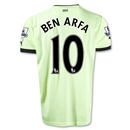 Newcastle United 12/13 BEN ARFA Third Soccer Jersey