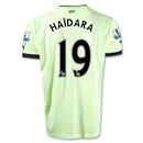 Newcastle United 12/13 HAIDARA Third Soccer Jersey