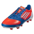 adidas F50 adizero TRX FG Synthetic miCoach compatible (Infrared/Bright Blue/Running White)