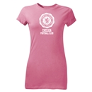 Chelsea Football Club Junior Women's T-Shirt (Pink)
