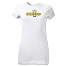 CONCACAF Gold Cup 2013 Junior Women's T-Shirt (White)