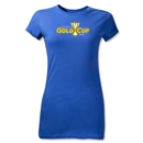 CONCACAF Gold Cup 2013 Junior Women's T-Shirt (Royal)