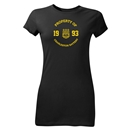 Charleston Battery Property of CB Junior Women's T-Shirt (Black)