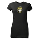 Charleston Battery Junior Women's T-Shirt (Black)