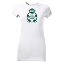Santos Laguna Graphic Junior Women's T-Shirt (White)
