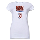LOSC Lille We Are Junior Women's T-Shirt (Navy)